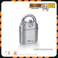 Container Alarm security padlocks
