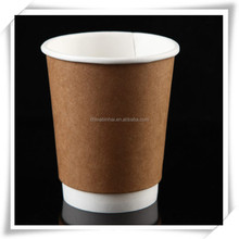 FACTORY PRICE 7oz handle paper cup for coffee