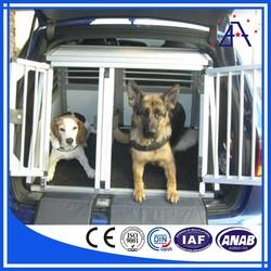 customized sizes and higher quality aluminum dog cage