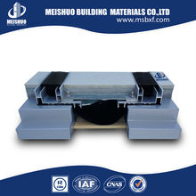 tile expansion joint covers for construction materials