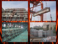 Quality OEM modern steel structure for view