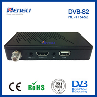 good quality mini hd mpeg4 receiver dvb-s2 set top box satellite receiver