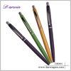 Cheap push action metal hotel cross pen/hotel ball pen/hotel pen