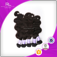 top factory wholesale china body wave hair weaving brazilian virgin hair extension hair weft sewing machine