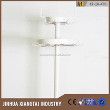 High quality eco-friendly auto show metal display stand rack