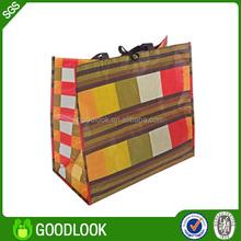 non woven eco friendly custom graphic printed bag GL118