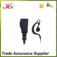 walkie talkie earhook freetalker earpiece