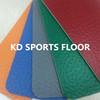pvc sports floor for multifunctional sports court table tennis floor badminton sports flooring