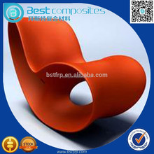 BST Composite materials FRP furniture, low price and good electric properties rocking chair