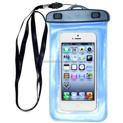 2015 New design Universal Waterproof Case Bag for mobile phone