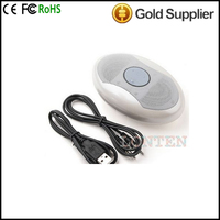 Bluetooth 2.0 Portable Speaker for New iPad (iPad 3) / iPad 2 / iPhone 4 4S / 3GS / Other Bluetooth Function Mobile Phones MZ800