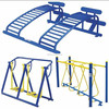 Integrated training Park Steel Outdoor Fitness Equipment