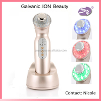 Ultrasonic face lift wrinkle removal skin tightening devices electronic