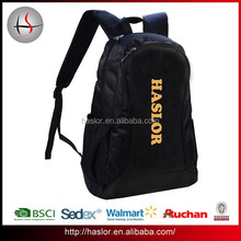 2015 new design fashion custom laptop backpack best for school, traveling