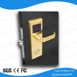 High Quality Stainless Steel Door Lock Hotel Electronic Lock System