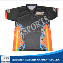 Custom-made Polo Shirts for Sports Team