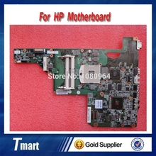 for hp compaq CQ62 G62 G72 615381-001 laptop motherboard for intel cpu with 4 video chips GPU 100% working