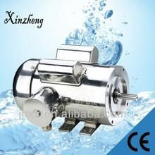 ventilador del motor monofásico
