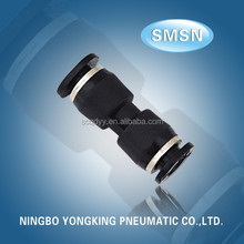 Popular hotting sell products made in China factory direct straight union pneumatic fitting