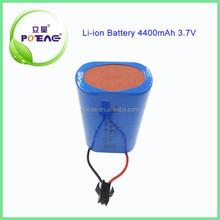 1s2p 3.7v 4400mah 18650 battery Lithium Ion Battery