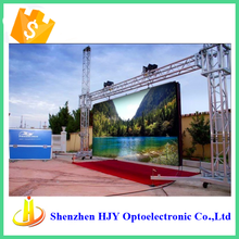 high quality P10 outdoor swimming led screen