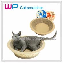 Cats Scratching Box with Catnip Cat Kitten Scratch Board Toy Furniture Scratcher