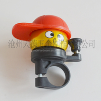 dangdang 2015 Bicycle Printed Clear Sound Cute Cartoon Bicycle Bell Bike Accessories/noise maker