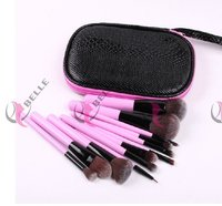 Updated export synthetic hair cosmetic eyes brush set