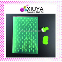 image plate stamping nail art stamping big size nail stamp plate S 21*14.5cm