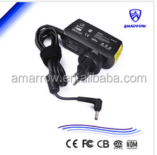 AC power laptop adapter For HP 19V 2.3A 4.5*3.0 charger