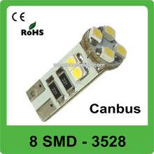 8 SMD 3528 canbus car led light - In Home Light - Car Led