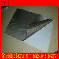 high quality Heat conductive fabric with adhesive stickers