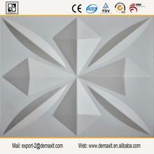 Panel de pared 3D para TV plano de decoracion para el hogar