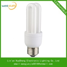 Practical 2U 9w-26w 12mm Energy Saving Lamps