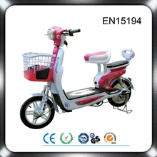 Mini cute lady e-bike 350w electric bicycle