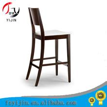 Elegant popular design wooden bar furniture