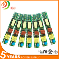 bulk sale pf>0.9 t8 led driver dc 36-88v TUBE light constant current t5 t10 40W LED driver power supply