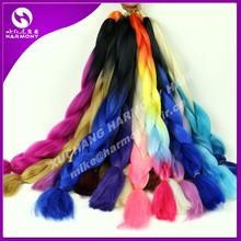 HARMONY 100 Kanekalon Jumbo Braid Synthetic Hair/100% Kanekalon Jumbo Braid/100% Kanekalon Jumbo Braid Synthetic Hair
