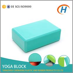 3''*6''*9'' Sky Blue Widely Used Yoga Brick,Foam Yoga Brick,Soft Yoga Block