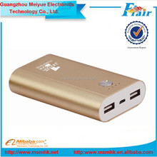 Super fast ultra slim phone power bank portable mobile power bank,powerbank 7800mah,portable charger