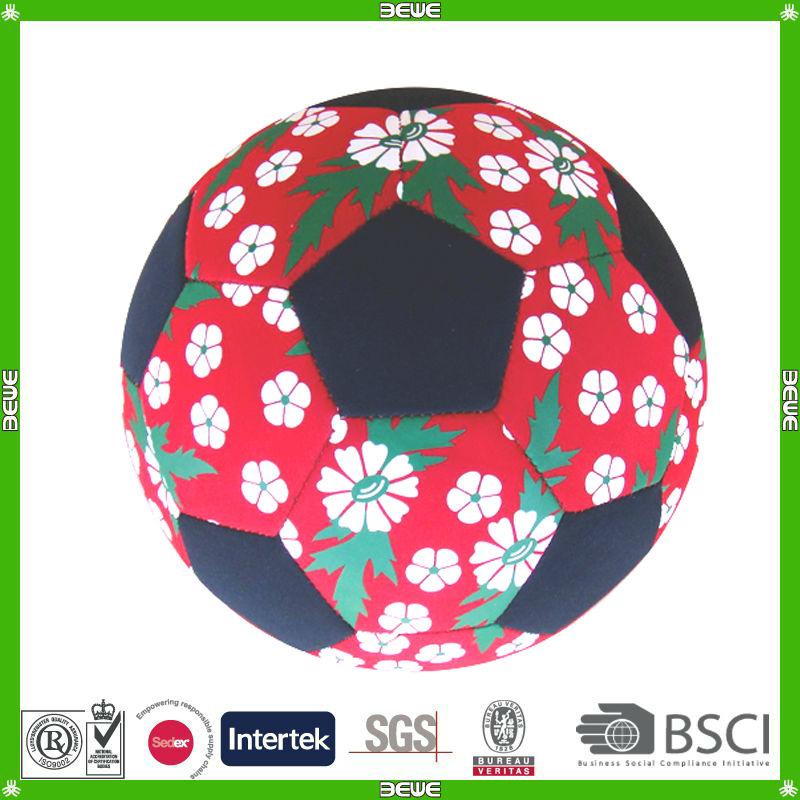 хорошее качество неопрена футбольный мяч