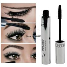 Lashes 1 PCS Nueva Eye Makeup Waterproof Pestañas Negro Silicone Brush Head Mascara 19235