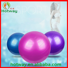 High Quality Fitness Ball ECO PVC Material Anti Burst Body/Massage Balance Training Fitness Ball