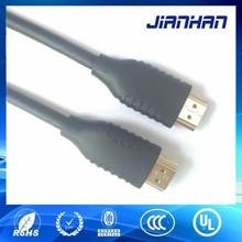 Made in china estándar 1080 p alta definición con ethernet cable hdmi de nylon