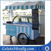 Food cart/schwinn easy steer tricycle/ice cream stand