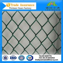 diamond hole size woven stainless steel wire mesh for garden border