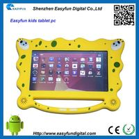 7inch dual core tablet High Quality Android Tablet For Kids