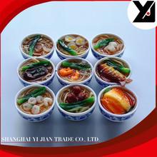 Wholesale china factory food promotional fridge magnet