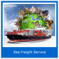 ship cargos by fast sea freight from Guangzhou to Russia