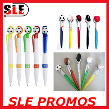Sports ball pen creatice football balpoint pen for advertising